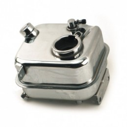 OIL TANK, CHROME, WITHOUT...