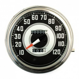 FL SPEEDOMETER, 41-45 FACE (B)