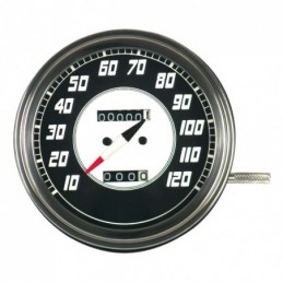 FL SPEEDOMETER, 47-47 FACE (C)
