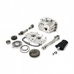 KICKSTART KIT 5-SPEED, CHROMED