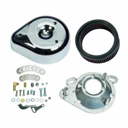 S&S TEARDROP AIR CLEANER ASSY