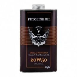 PUTOLINE 20W50, 1L, API SI,...