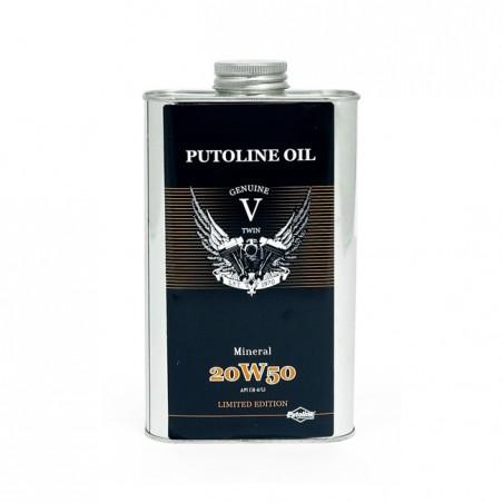 PUTOLINE 20W50, 1L, MINERAL OIL