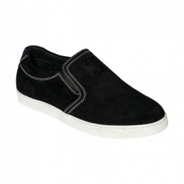 WCC OUTLAW SUEDE SLIP-ONS...