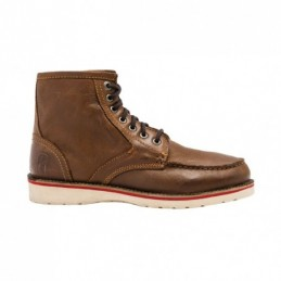 JJ STURDY BOOTS TAN BROWN