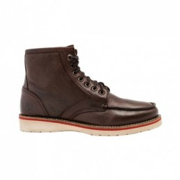 JJ STURDY BOOTS DARK BROWN