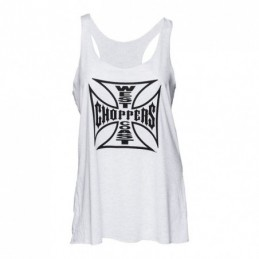 WCC TANK TOP MALTESE CROSS