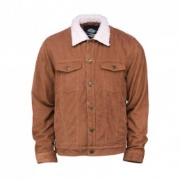 DICKIES NARUNA JACKET BROWN...