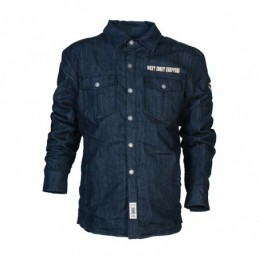 WCC OG DENIM RIDING JACKET...