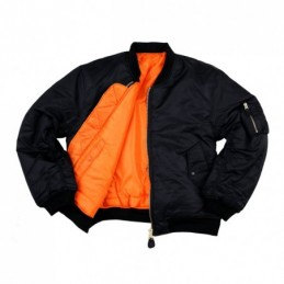 MA-1 BOMBER FLIGHT JACKET...