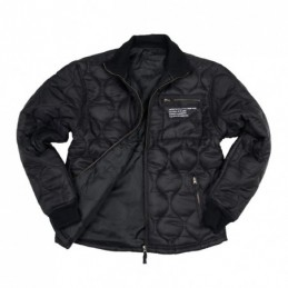 COLD WEATHER JACKET BLACK