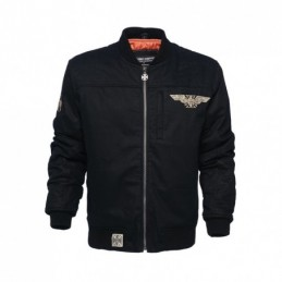 WCC ASSAULT JACKET BLACK
