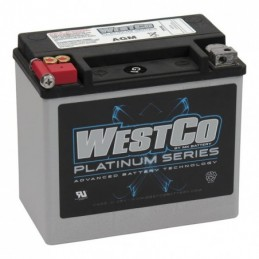 WESTCO, AGM BATTERY, 12V,...