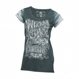WCC LOCK UP LADIES T-SHIRT...