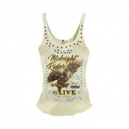 LT, MIDNIGHT RIDER TANK TOP