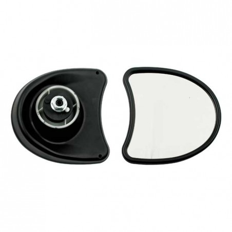 FAIRING MOUNT MIRROR KIT, DUAL VISION