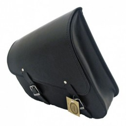 SWINGARM BAG SPORTSTER BLACK