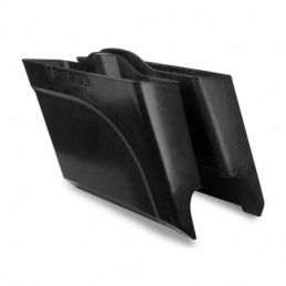 NESS ANGLED SADDLEBAG
