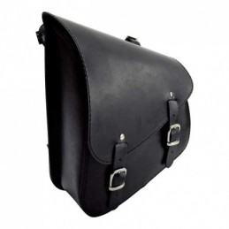 LONGRIDE, LEATHER SWINGARM BAG