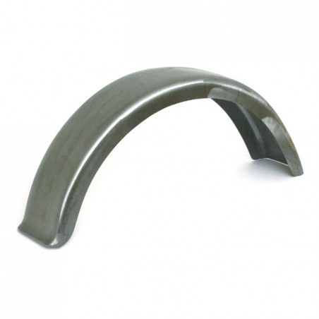 FLAT FENDER RAW BOBBED, 6 INCH