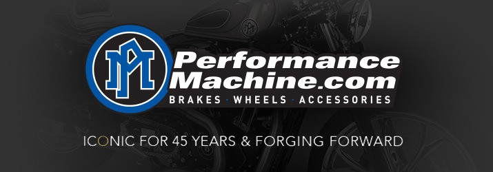 Performance Machine Harley-Davidson Parts & Accessories